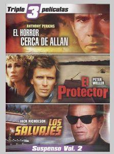 El Horror Cerca De Allan /  El Protector /  Los Salvajes [Import]