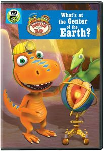 Dinosaur Train: What's at the Center of the Earth