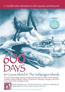 600 Days To Cocos Island And 600 Days To Cocos And The GalapagosIslands