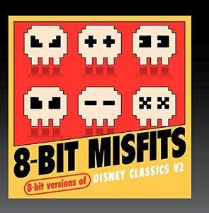 8-Bit Versions of Disney Classics V2