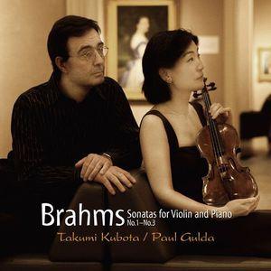 Brahms: Violin Sonata