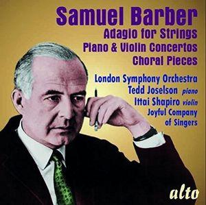 Barber: Adagio For Strings - Piano & Violin