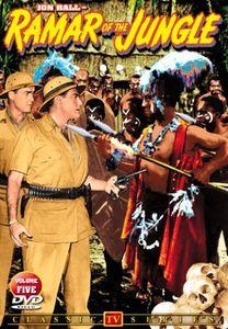 Ramar of the Jungle: Volume 5