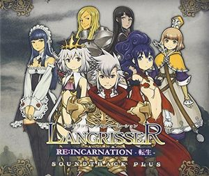 Langrisser Re:Incarnation-Tensundtrack Plus (Original Soundtrack) [Import]