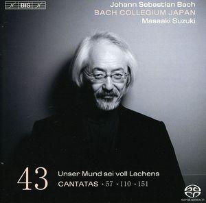 Cantatas 43