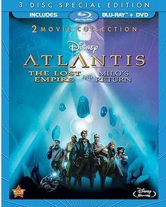 Atlantis: The Lost Empire /  Atlantis: Milo's Return