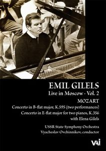 Emil Gilels 2 & Piano Concerto No 27