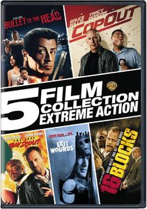 5 Film Collection: Extreme Action