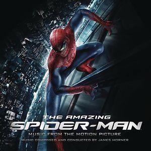Amazing Spider-Man (Hast) (Original Soundtrack) [Import]