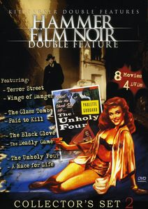 Hammer Film Noir Double Feature Collector's Set 2 (6 Films)
