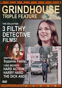 Dirty Detective Grindhouse Triple Feature