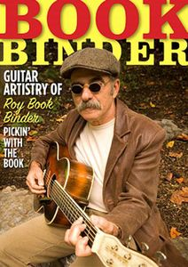 Guitar Artistry of Roy Book Binder