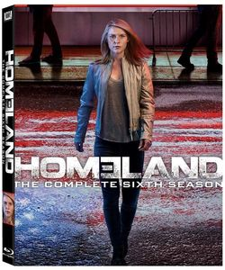 Homeland: The Complete Sixth Season