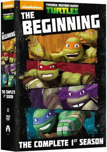 Teenage Mutant Ninja Turtles: Comp First Season