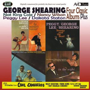 Cole Sings: Shearing Plays /  Swingin's Mutual