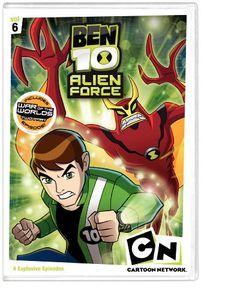 Ben 10: Alien Force: Volume 6