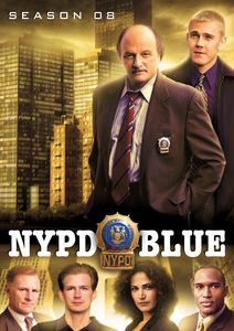 NYPD Blue: Season 08