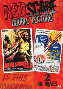 Red Scare Double Feature! (Invasion U.S.A. /  Rocket Attack, U.S.A.)