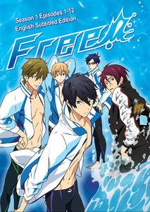 Free Iwatobi Swim Club Season 1 English Subtitled