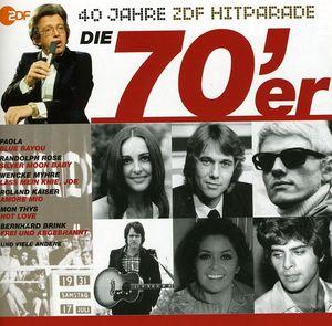 Die 70er: Das Beste Aus 40 Jahren Hitparade [Import]