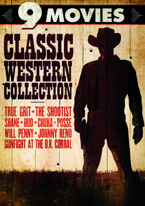 Classic Western Collection: 9 Movies