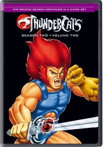 ThunderCats: Season Two Volume 2