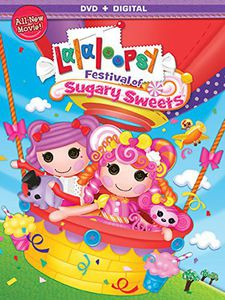Lalaloopsy: Festival of Sugary Sweets