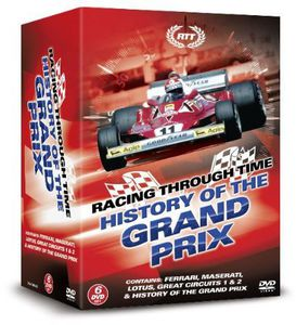 History of the Grand Prix [Import]