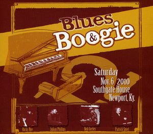 12th Annual Blues & Boogie Piano Summit /  Various