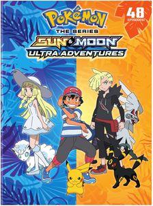 Pokemon Sun And Moon Ultra Adventures
