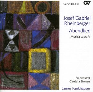 Abendlied: Sacred Music 5