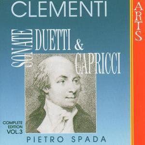 Complete Sonatas Duets & Caprices 3