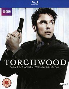 Torchwood: Series 1-4 [Import]