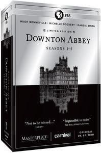 Masterpiece: Downton Abbey Seasons 1-5