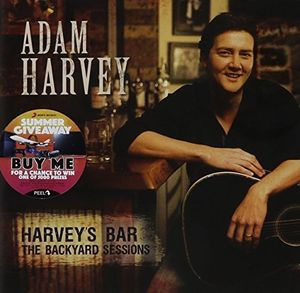 Harvey's Bar: Backyard Sessions [Import]