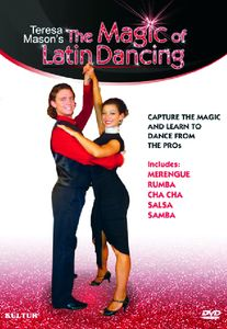 The Magic of Latin Dancing With Theresa Mason