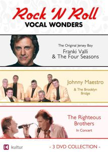 Rock N Roll Vocal Wonders: Frankie Valli Johnny