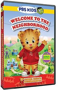 Daniel Tiger's Neigbhorhood: Welcome to the Neighborhood (Hero)