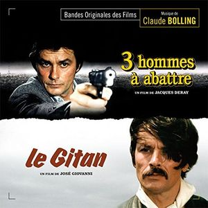 3 Hommes A Abattre (Three Men o Kill) /  Le Gitan (The Gyspy) (OriginalSoundtrack) [Import]