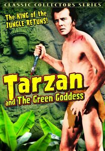 Tarzan and the Green Goddess