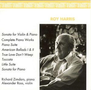 Music of Roy Harris