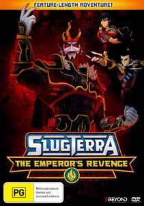 Slugterra: The Emperor's Revenge [Import]