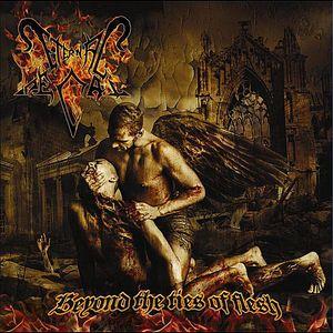 Beyond the Ties of Flesh-Black Metal-Israel