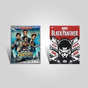 Black Panther Ultimate Guide Blu-ray Bundle