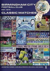 Birmingham City Classic Matches [Import]