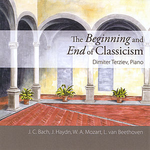 Beginning & End of Classicism: J.C. Bach Haydn Moz