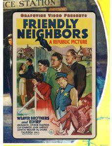 Friendly Neighbors