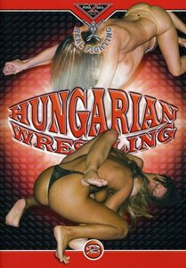 Real Topless Fighting: Hungarian Wrestling: Volume 2