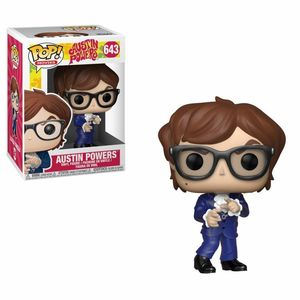 FUNKO POP! MOVIES: Austin Powers - Austin Powers