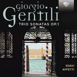 Gentili: Trio Sonatas Op 1